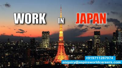 Work in Japan: Job Opportunities for foreigners through Japan Job Search Program. - Img 1