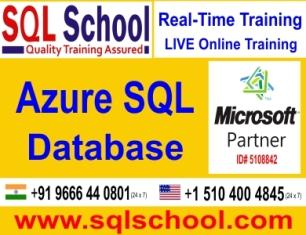 Best Project Oriented Online Training On AZURE SQL   - Img 1