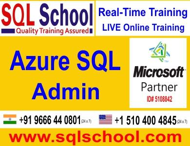 Best Project Oriented Online Training On AZURE SQL   - Img 2