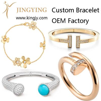 OEM jewelry 925 sterling silver rings factory - Img 1