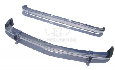 BMW 02 Series Bumpers pre 1971 - Img 3