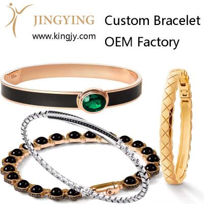Custom ring gold plated silver jewelry supplier and wholesaler - Img 1