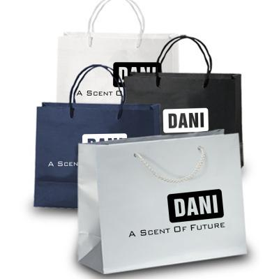 Buy Custom Printed Paper Bags to Market Brand  - Img 2