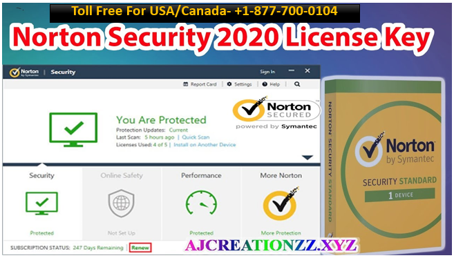How to Get Norton Security 2020 License Key? - Img 1