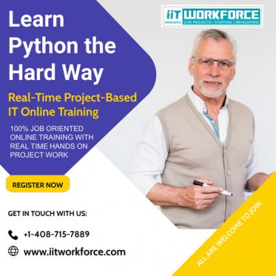 Learn python the hard way from IIT Workforce - Img 1