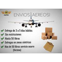 ENVIOS AEREOS A MEXICO URGENTES