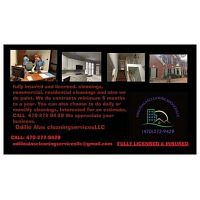 CLEANING SERVICES LLC AND PAINT