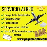 PAQUETERIA AEREA EXPRESS A MEXICO