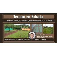 Ventas de Terreno en Masaya-Nicaragua