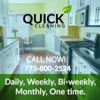 Apartment & House Cleaning - 10% OFF- 773-800-2524