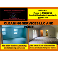 PAINTING AND CLEANING SERVICES.