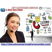 ATT Customer Service is handled by our ATT professionals 1-833-554-5444