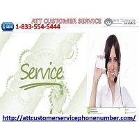 We offer ATT Customer Service for free 1-833-554-5444