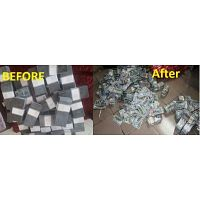 SSD CHEMICAL SOLUTION - ACTIVATION POWDER - CURRENCY CLEANING MACHINE FOR SALE