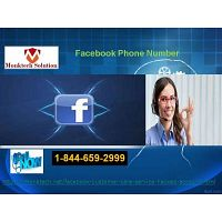 Acquire the quick and simplistic service via Facebook Phone Number 1-844-659-2999