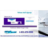 Forget the yahoo mail signup woes by calling us 1-855-479-2999