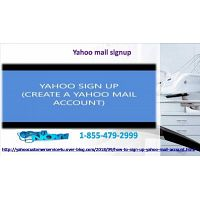 Make a call to get rid of yahoo mail signup problems 1-855-479-2999