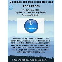 Bedpage top free classified site Long Beach