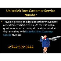 Modifications In Flight Tickets Through United Airlines Customer Service 1-844-550-9444
