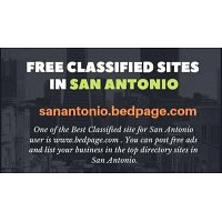 Free Ad posting in San Antonio