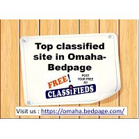 Top classified site in Omaha- Bedpage