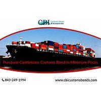 Continuous Customs Bond