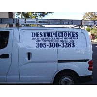 BROWARD DESTUPICIONES, DRAIN CLEANING  786 334 2631
