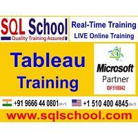 PRACTICAL Tableau Online Training & JOB SUPPORT