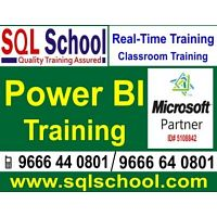 Real Time Online Training On Power BI @ FOR JOB SUPPORT