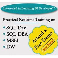 Best Online Training On MSBI @ SQL School