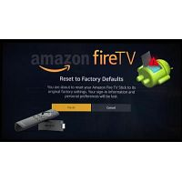 how to reset amazon fire stick