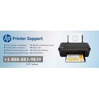 HP Printer Online Support Number USA+1-888-883-9839
