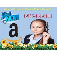 Dial our Amazon customer service Phone Number (1-855-431-6111) now
