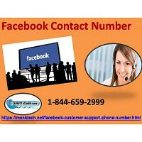 1-844-659-2999 Facebook Contact Number – Get the expert's advice through the number