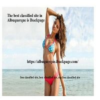 The best classified site in Albuquerque is Ibackpage