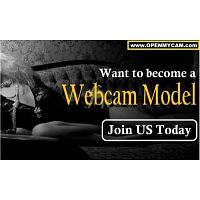 Earn money without any experience, join us at Openmycam