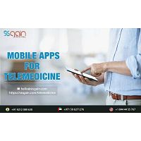 Find the best Mobile Apps for Telemedicine in USA | SISGAIN