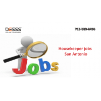 Housekeeper jobs San Antonio
