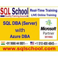 Project Oriented AZURE SQL  Practical Online Training @ SQL School