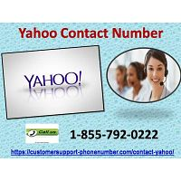 Yahoo Contact Number is 1-855-792-0222 which is working round the clock