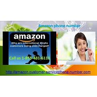 Get a quick & valuable overcome to your issues through amazon phone number 1-855-431-6111