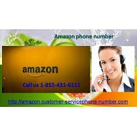 Get profit and avail true assistance with our Amazon phone number 1-855-431-6111