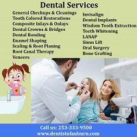 Affordable Cosmetic Dentistry Auburn | Teeth whitening dentistry Auburn