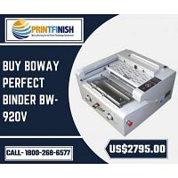 Buy Boway Perfect Binder BW-920V at Best price