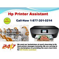 Fix common printing issues to Hp printer Support Number 1-877-301-0214