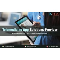 Authentic Telemedicine App solutions provider in USA | SISGAIN