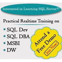 LIVE Online Training ON SQL Server 2017 COURSE