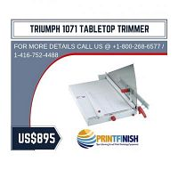 Buy Triumph 1071 Tabletop Trimmer at Best price