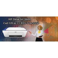 How to setup HP DeskJet 2600 printer
