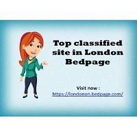 Top classified site in London – Bedpage